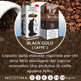 Caffè/Black Gold- 10 ml