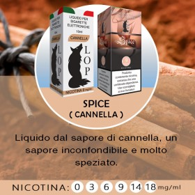 Cannella/Spice- 10 ml