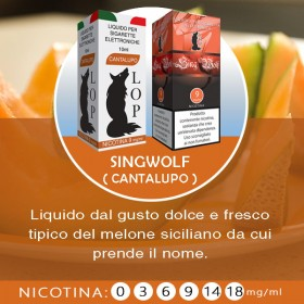 Cantalupo/Sing Wolf- 10 ml