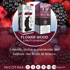 Frutti di Bosco/Flower Wood - 10 ml