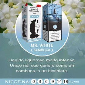Sambuca/Mr White- 10 ml