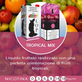 Tropical Mix - 10 ml