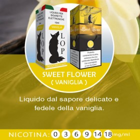 Vaniglia/Sweet Flower- 10 ml
