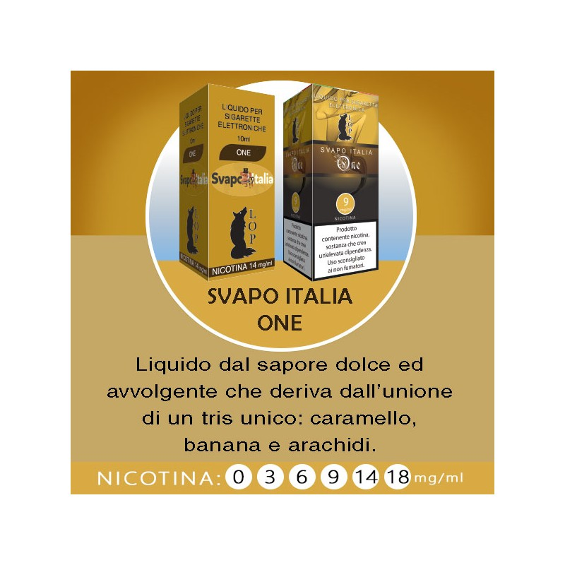 Svapo One - 10 ml