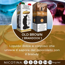 BrandCiock/Old Brown- 10 ml